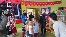 Przedszkolaki ABC – Walentynki z Prezydent Łodzi